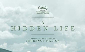 """A Hidden Life"": Best faith-based film in Cannes"