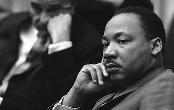 "Historians are skeptical of ""new revelations"" about Martin Luther King"
