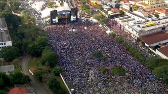 The March for Jesus gathers millions in Brazil