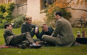 Tolkien film at last in Europe
