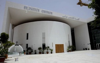 Abu Dhabi will officially recognise 19 non-Muslim worship places