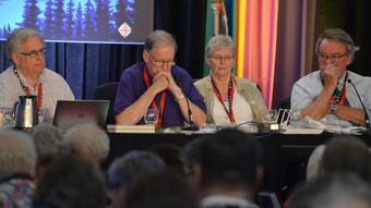 Anglican Church of Canada narrowly rejects same-sex marriage