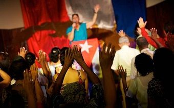 Cuban regime prevents evangelicals from attending international conference on religious freedom