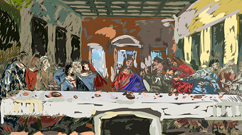 Protestants, Catholics and the Lord's Supper