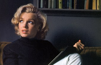 Marilyn Monroe: A tortured beauty