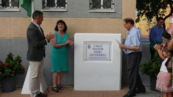 Spanish city dedicates a street to evangelical pastor