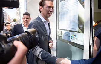 Kurz wins again in Austria as support for far-right collapses