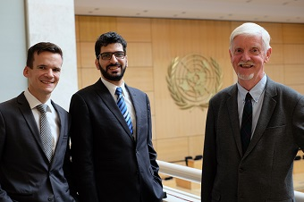 UN Human Rights Council: WEA highlights issues in Algeria, Bhutan, India, US, CAR and Nepal