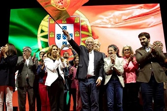 Socialists win Portugal election