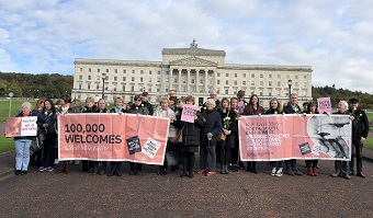 "Northern Ireland evangelicals ""lament and mourn"" as new abortion law is passed"