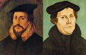 Martin Luther and Jean Calvin: 10 differences