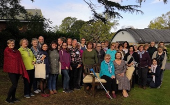 European Christian nurses gather to strengthen relationships and face new challenges