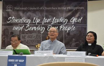 Philippines says National Council of Churches is a terrorist group