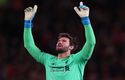 "Alisson Becker: ""I feel blessed and grateful for what God does in my life"""