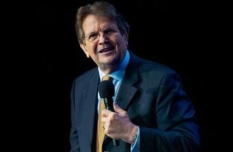 Pentecostal evangelist Reinhard Bonnke dies