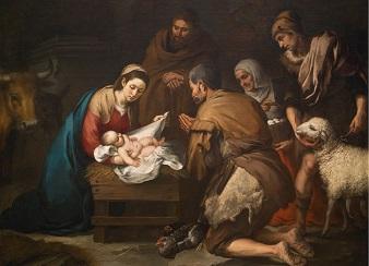 The unspeakable joy of Christmas