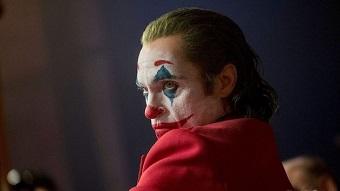 The Joker's mask