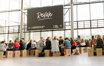 'Revive Europe': 3,000 students from 68 countries gather in Germany to get inspired for mission