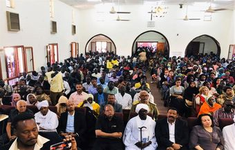 Christmas celebrations mark progress of religious freedom in Sudan
