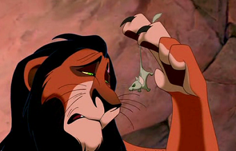 Additional Needs parenting and Nobi from 'The Lion King'