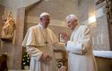 Can the Roman Catholic church survive two Popes? - one Catholic and one Roman