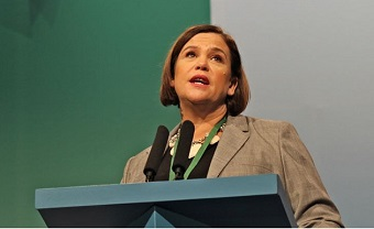 Republicans Sinn Féin tied with other two major parties in Ireland election