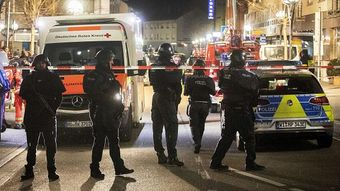 Shootings at two bars in Germany kill at least 9 people