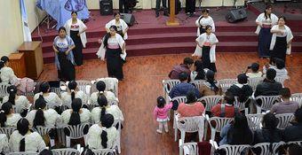 Preaching the gospel in Kichwa