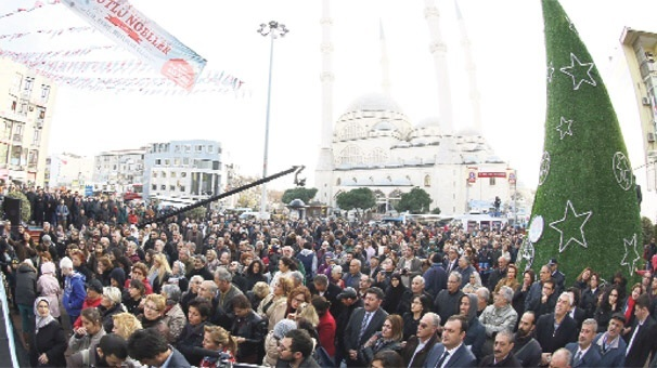 Historic Christmas in Turkey