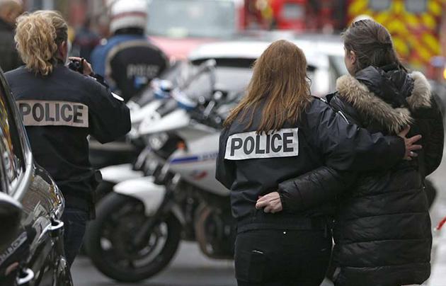 police Hebdo