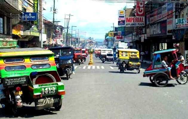 Taxi, Tagbilaran, Philippines