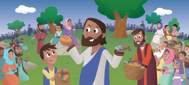 Bible app kids