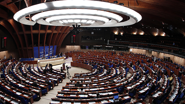 COE PACE Parliamentary assembly