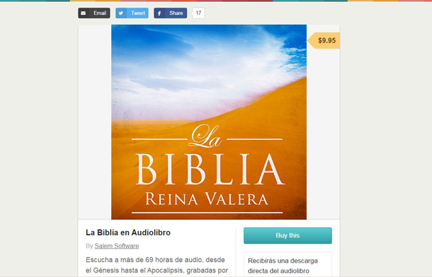 bible app, atheist, La BIblia, ateo
