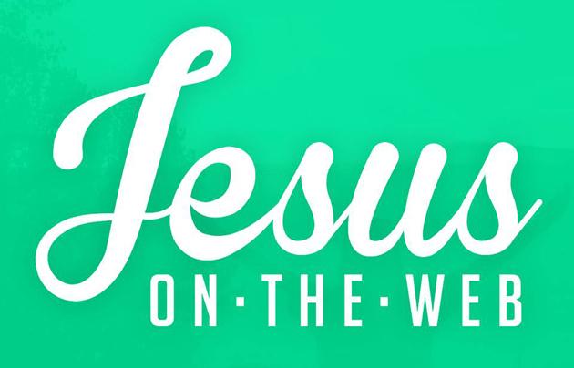 #jesusontheweb