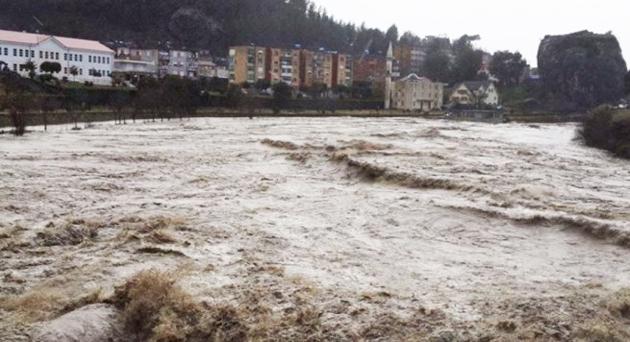floods Albania