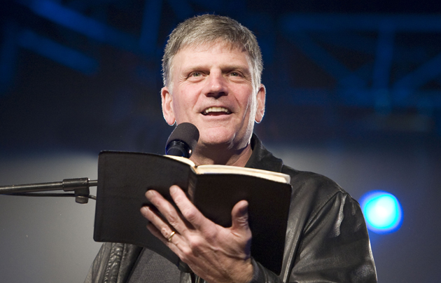 Franklin Graham Barcelona