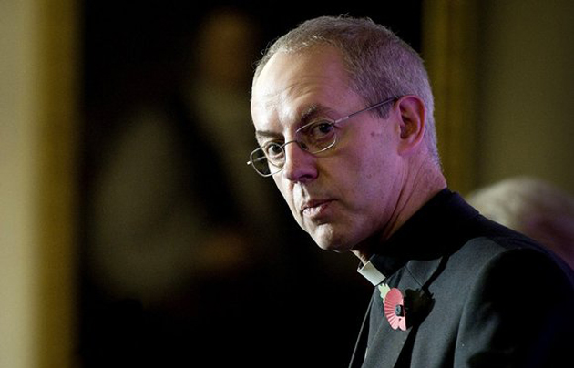 Justin Welby Migration
