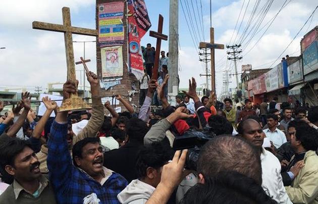 Lahore Christians