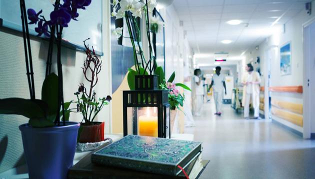 Hospital, peace