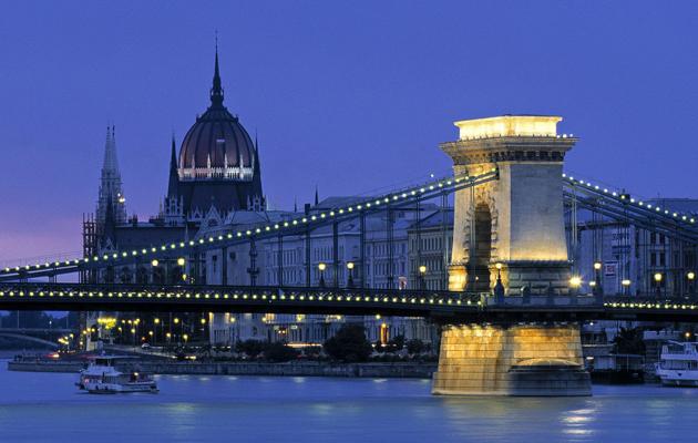 view parliament budapest