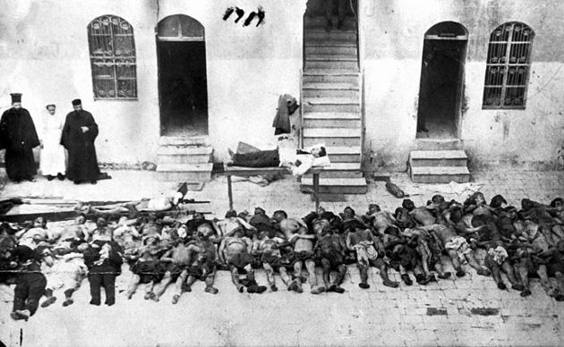 Genocide, Armenia