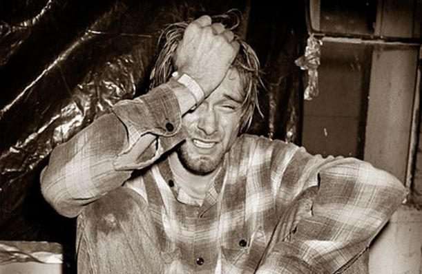 Kurt Cobain, despair