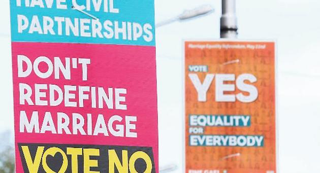 yes, no, Ireland, referendum