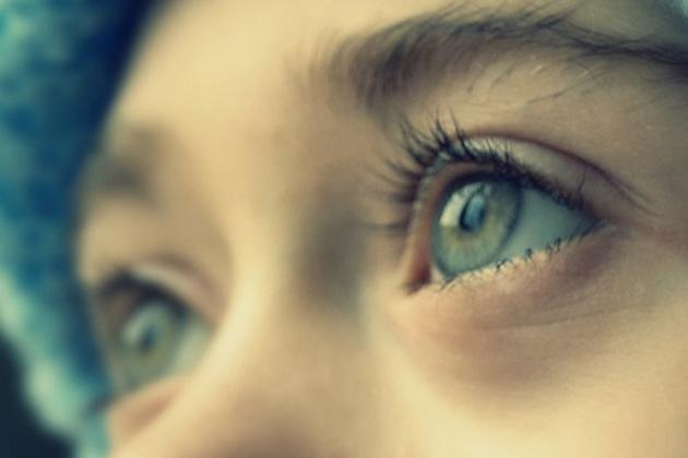 eye, future, kid