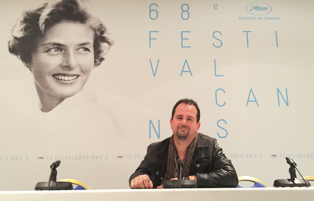 Jean-Luc Gadreau, Cannes, 2015, review