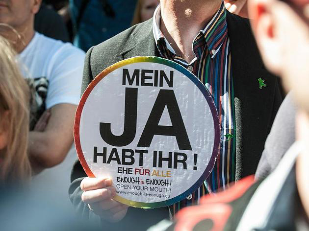 lgbt, Germany