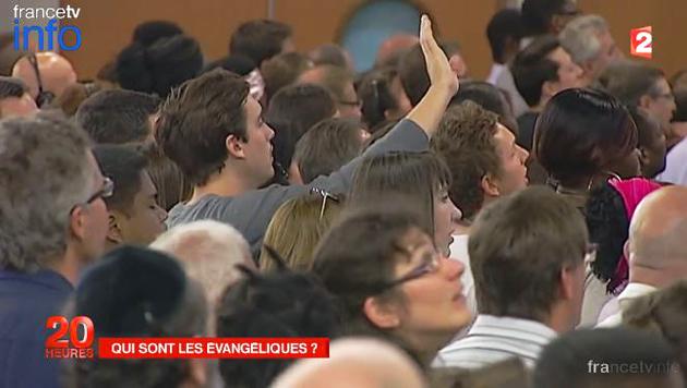 evangeliques, evangelicals France