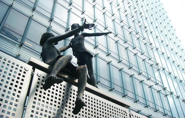european union, statue