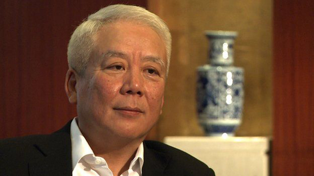 Wang Ruoxiong, businessman and Christian. / BBC Business